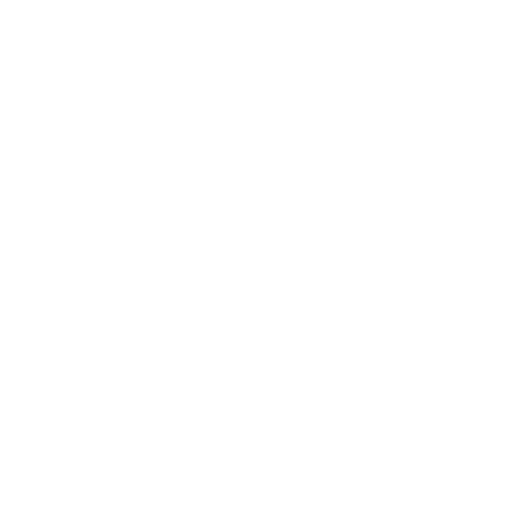 An icon depicting a damaged building